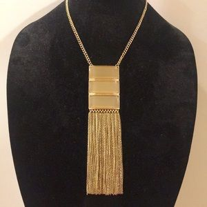 Jewelry - 20s style tassel pendant necklace